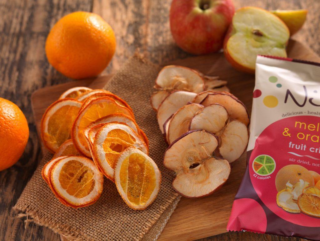 Apple & Orange