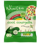 Cool Courgette Vegetable Crisps - Healthy Snack For Kids