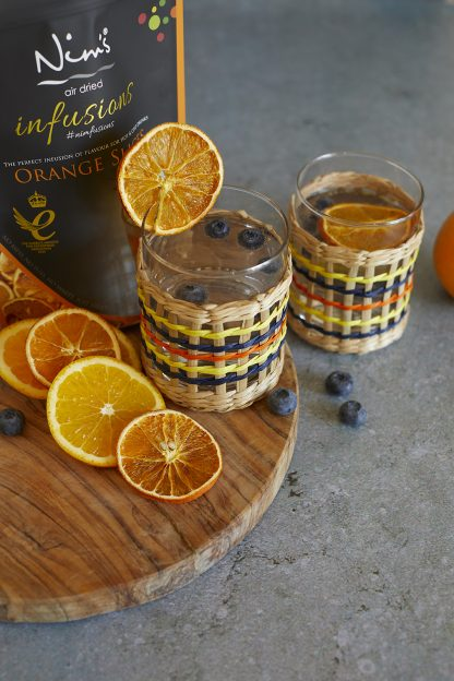 Nim's Orange Infusion Slices