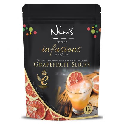 Nim's Grapefruit Infusions