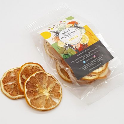 Lemon Infusions Slices