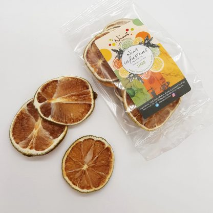 Lime Infusions Slices
