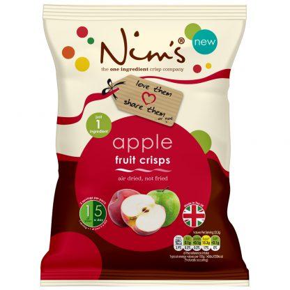 Nim's Apple Crisps Share Bag