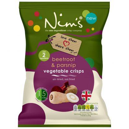 Nim's Beetroot & Parsnip Share Bag
