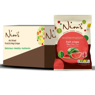 Nim's Watermelon Crisps 22g (12 pack)