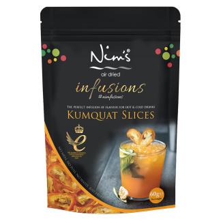 Nim's Kumquat Infusions