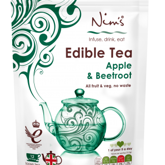 Nim's Apple and Beetroot Edible Tea