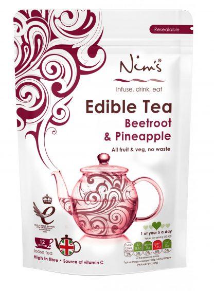 Nim's Beetroot & Pineapple Edible Tea