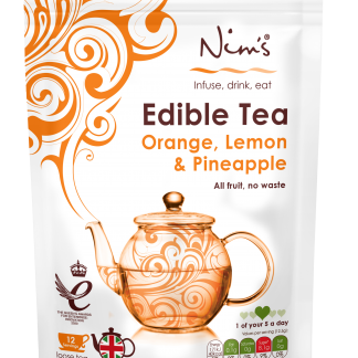 Nim's Orange, lemon & Pineapple Edible Tea