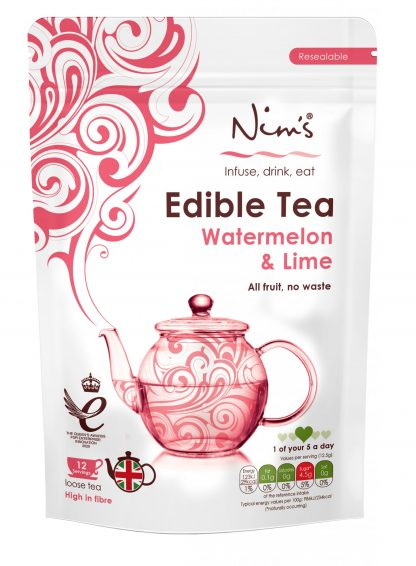 Nim's Watermelon and Lime Edible Tea