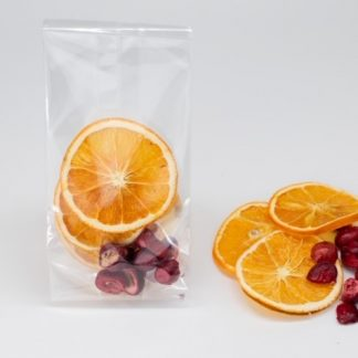 Orange & Cranberry Winter Infusion