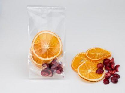 Orange & Cranberry Winter Infusion