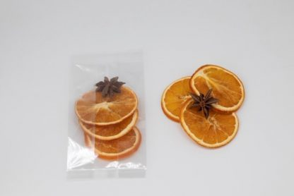 Orange and Star Anise Winter Infusions